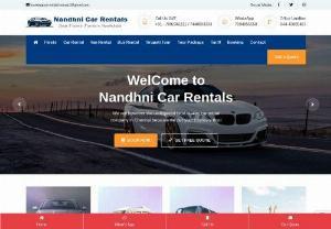 Innova|luxury|car rental Chennai|travels|with driver|tirupati|tour|packages - Nandhni