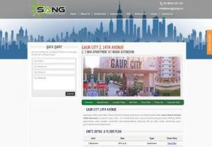Gaur City 14th Avenue,  Smart Homes