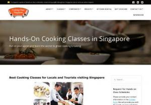 Singapore Hands-on Cooking Class