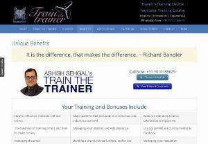 Trainers Training Delhi