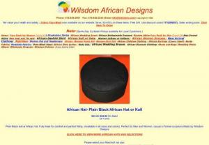 African hats - African Hat or Kufi