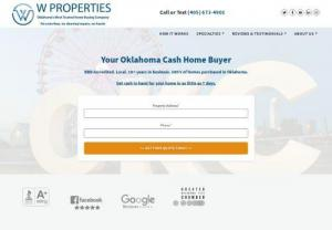 We Buy Houses Oklahoma City - Sell your house fast Oklahoma City