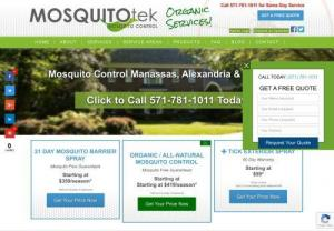 Mosquito Tek of Northern Virginia