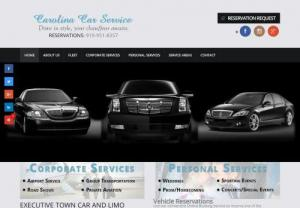 Carolina Car Service of Cary - Raleigh - Durham