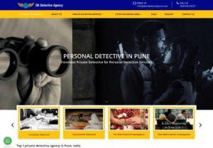 Top 1 private detective agency in pune,  india
