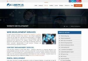 Website Development Chandigarh,Mohali and Panchkula